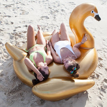 Load image into Gallery viewer, Giant Inflatable Swan Floatie