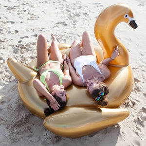 Giant Inflatable Swan Floatie