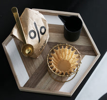 Load image into Gallery viewer, Pour over coffee rack