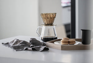 Pour over coffee rack
