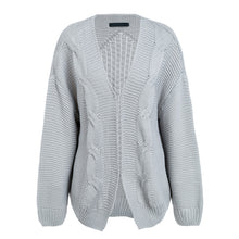 Load image into Gallery viewer, Women's Knitted Cardigan