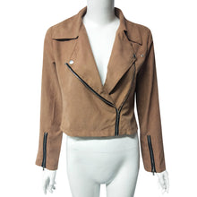 Load image into Gallery viewer, Women's Crop Jacket
