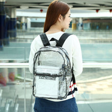 Load image into Gallery viewer, Transparent Backpack Bag