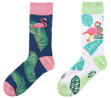 Load image into Gallery viewer, Men's Flamingo socks