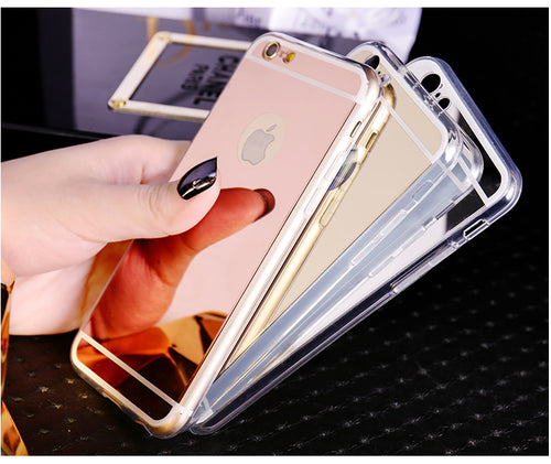 Mirror iPhone Case XS Max XS XR X 8 7