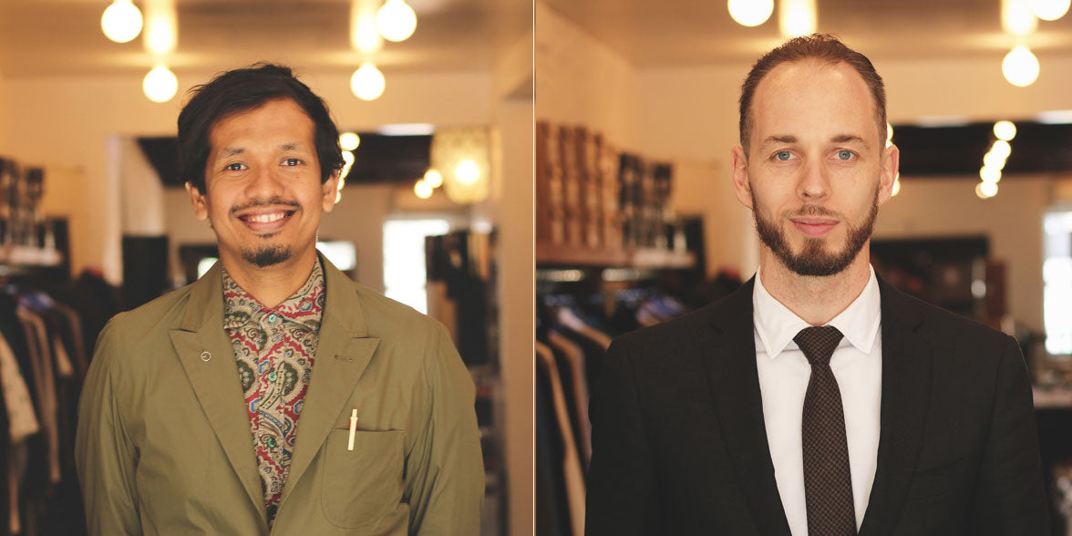 Meet the Brooklyn Tailors team.
