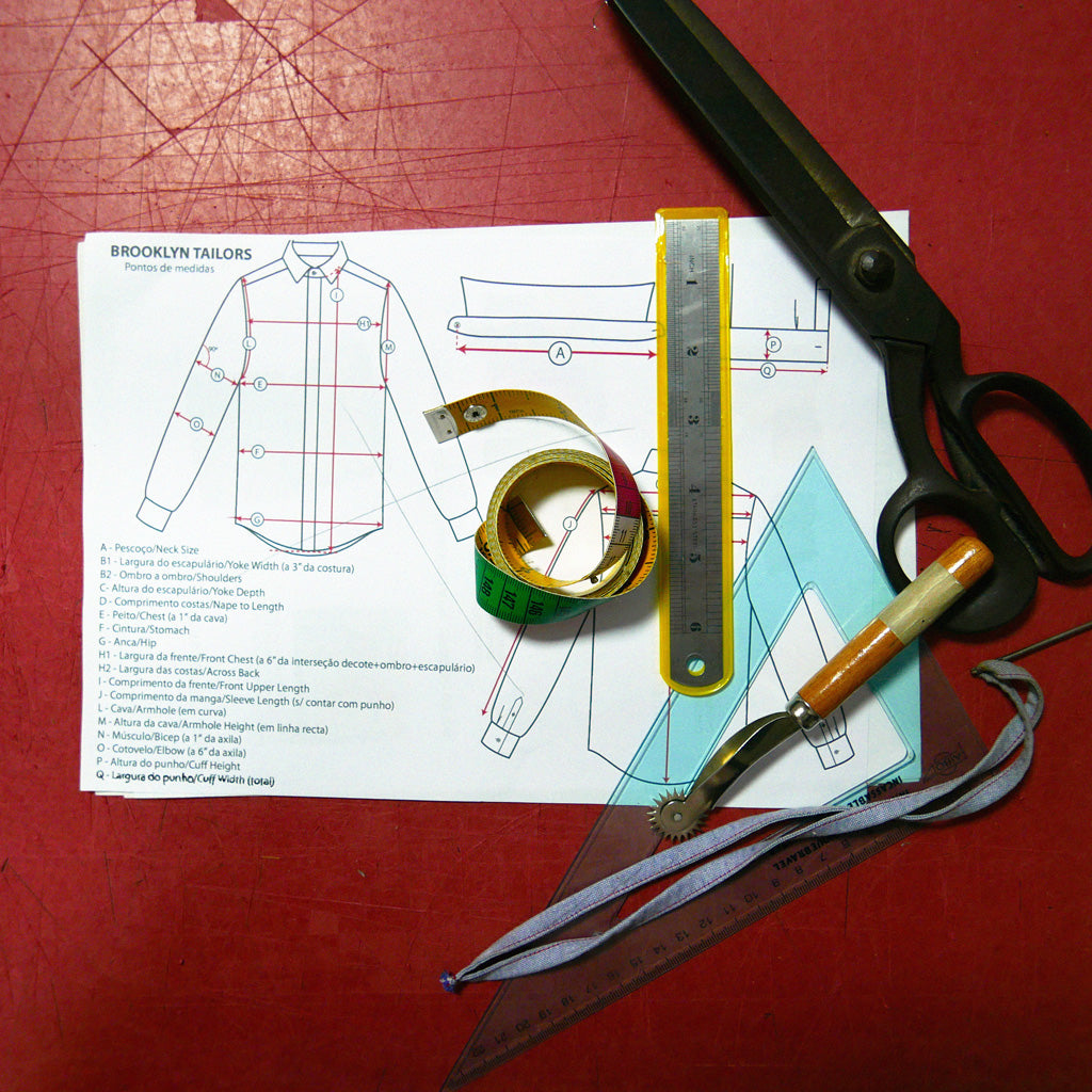 A View From the Patternmaker's Workbench