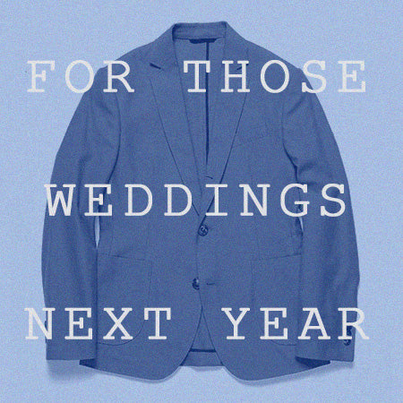 For Those Weddings Next Year