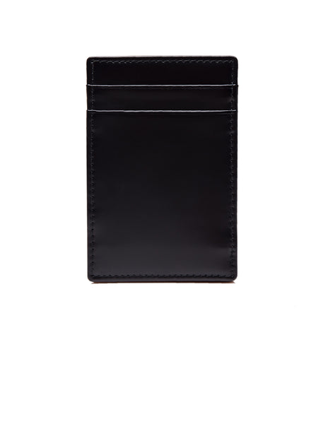 ETTINGER - Bridle Hide Magic Wallet in Black