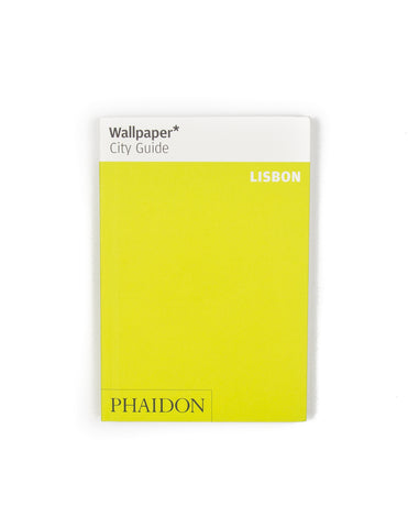 PHAIDON - Wallpaper* City Guide Lisbon