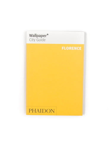 FINAL SALE: PHAIDON - Wallpaper* City Guide Florence