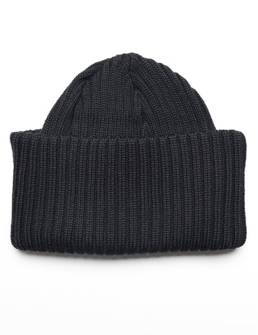 BATONER - Knit Cap in Black
