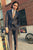 BROOKLYN TAILORS - BKT50 Tailored Jacket in Wool/Mohair - Pure Blue