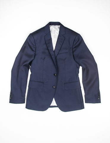 BROOKLYN TAILORS - BKT50 Jacket in Classic Navy Super 110s