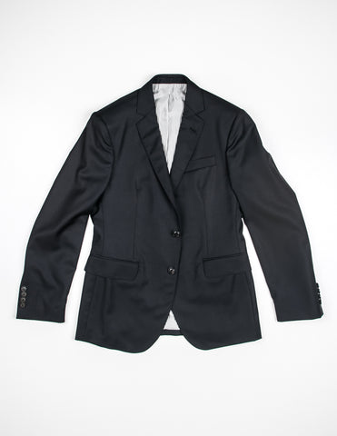 BROOKLYN TAILORS - BKT50 Jacket in Black Super 110s