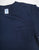 VELVA SHEEN - 2 Pack Short Sleeve Pocket Tee in Navy