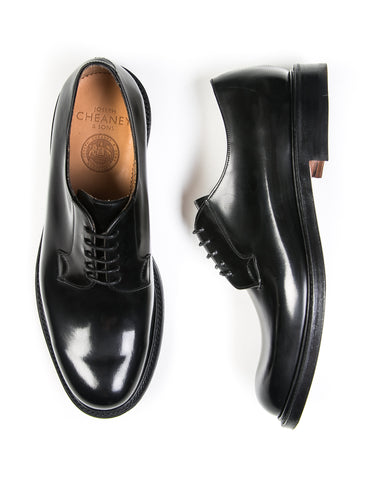 "JOSEPH CHEANEY - ""Wye II"" Derby in Black Calf"