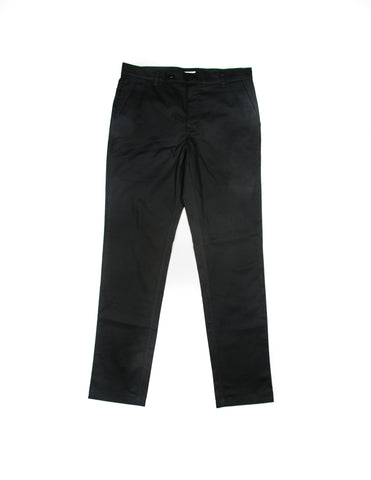 FINAL SALE - BROOKLYN TAILORS - BKT30 Chino in Black Twill