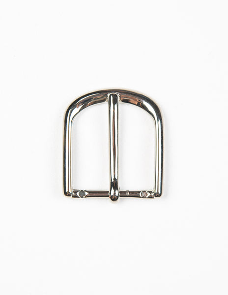BROOKLYN TAILORS X SADDLER'S - 30 MM Slimline Buckle in Polish Chrome