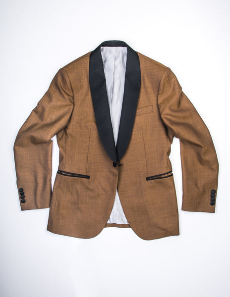 BROOKLYN TAILORS - BKT50 Dinner Jacket in Copper