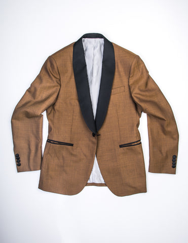 FINAL SALE: BROOKLYN TAILORS - BKT50 Dinner Jacket in Copper