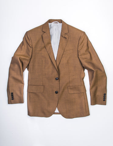 FINAL SALE: BROOKLYN TAILORS - BKT50 Jacket in Copper