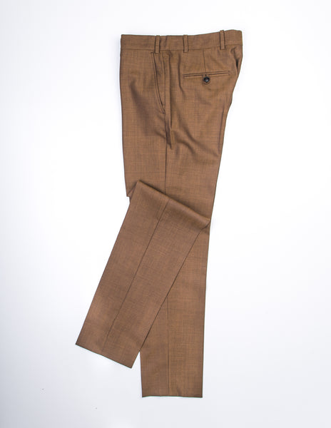 FINAL SALE: BROOKLYN TAILORS - BKT50 Trousers in Copper