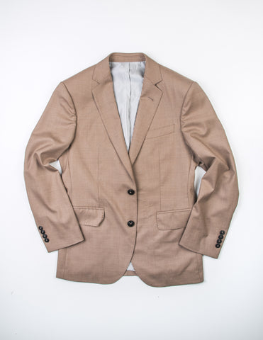 FINAL SALE: BROOKLYN TAILORS - BKT50 Jacket in Golden Brown