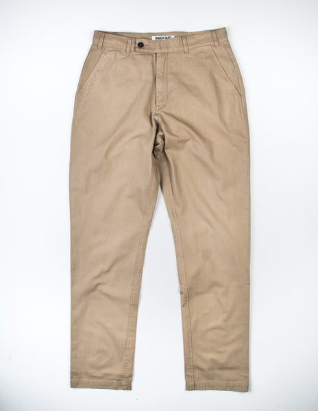 BROOKLYN TAILORS - BKT30 Slim-Fit Chino in Summer Tan