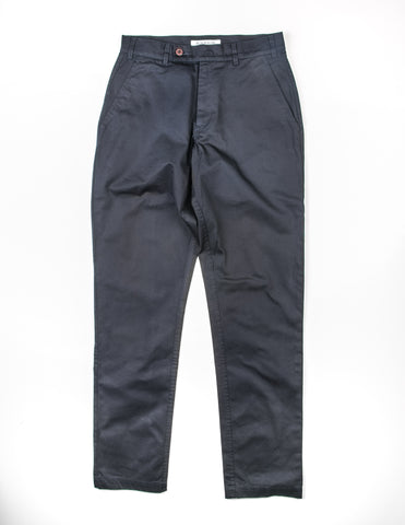 FINAL SALE: BROOKLYN TAILORS - BKT30 Slim-Fit Chino in Midnight Navy