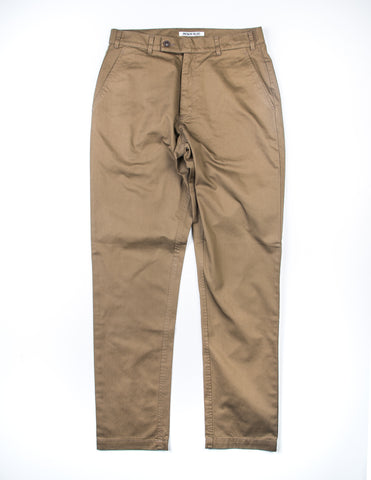 BROOKLYN TAILORS - BKT30 Slim-Fit Chino in Tobacco Brown
