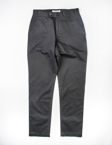 BROOKLYN TAILORS - BKT30 Slim-Fit Chino in Black