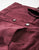 BROOKLYN TAILORS - BKT15 Shirt Jacket in Wine Red Corduroy