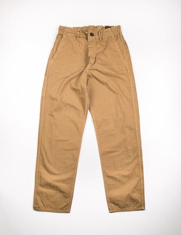 ORSLOW - French Work Pants in Khaki