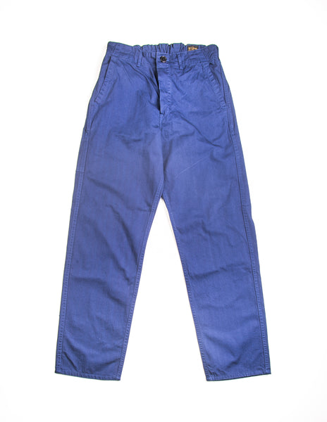 ORSLOW - French Work Pants in Blue