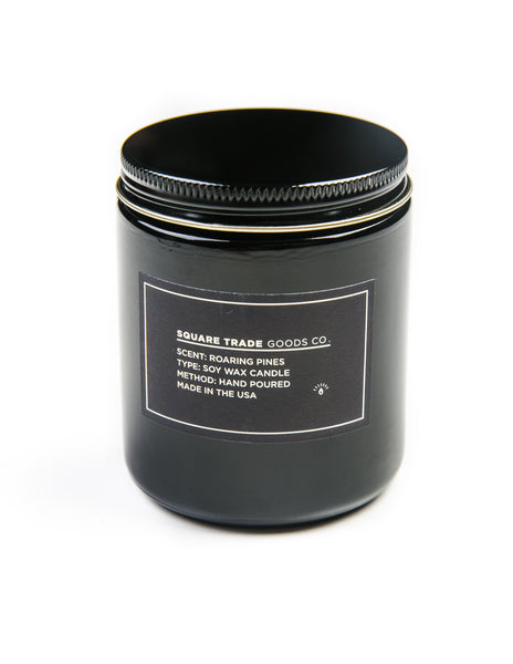 SQUARE TRADE GOODS CO -  Roaring Pines Candle