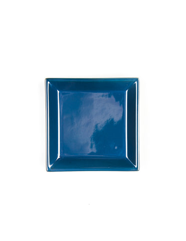 SHOYEIDO - Dark Blue Incense Tray