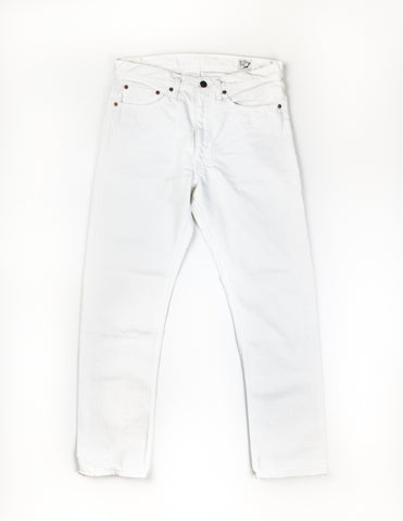 ORSLOW- 107 Ivy Fit Denim in White