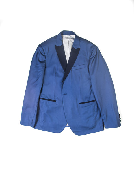 FINAL SALE - BROOKLYN TAILORS - Blue Tuxedo