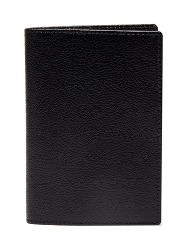 ETTINGER - Capra Passport Case  in Black