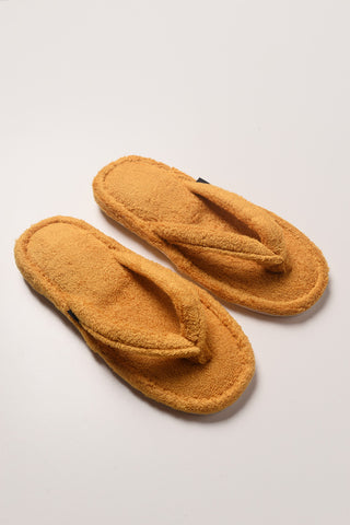 Thing Fabrics - House Sandals in Marigold