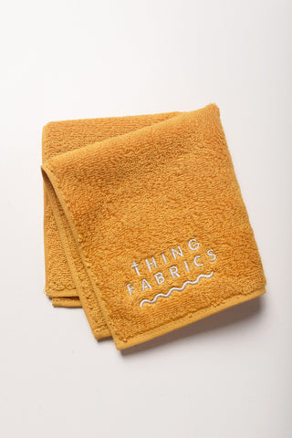 Thing Fabrics - Hand Towel in Marigold
