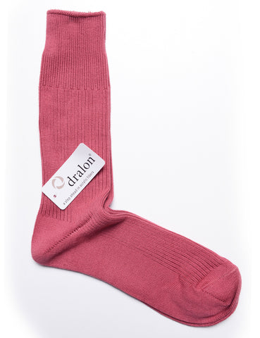 ANONYMOUS ISM - Brilliant Crew Socks - Rose