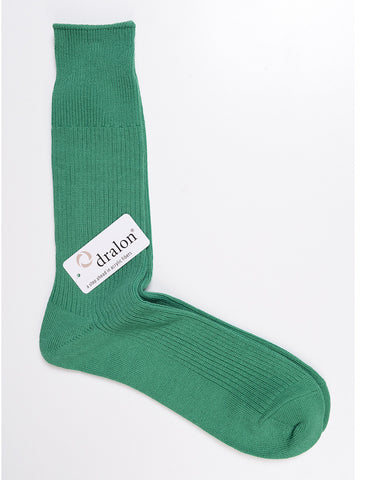 ANONYMOUS ISM - Brilliant Crew Socks in Kelly Green
