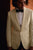 BROOKLYN TAILORS - BKT50 Dinner Jacket in Ivory Hopsack