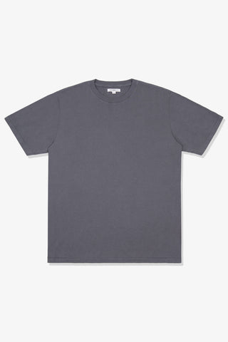 LADY WHITE CO - Lite Jersey Tee in Night Grey