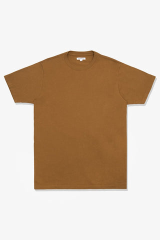 LADY WHITE CO - Lite Jersey Tee in Tobacco