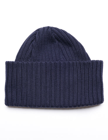 BATONER - Knit Cap in Navy