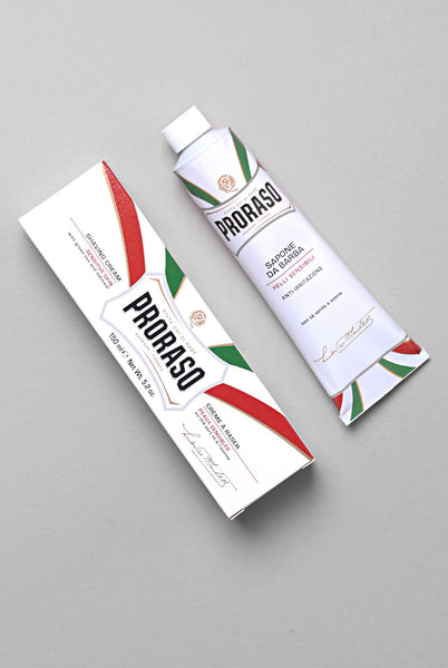 PRORASO - Shaving Cream for Sensitive Skin