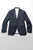 BROOKLYN TAILORS - BKT50 Tuxedo Jacket in Black Super 110s
